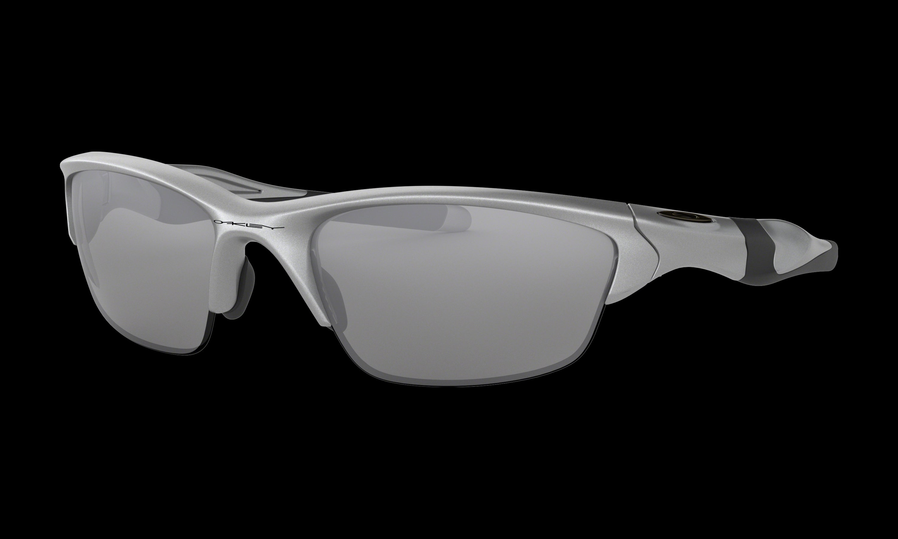Men's Oakley Half Jacket 2.0 (Asia Fit) Sunglasses in Silver Slate Iridium