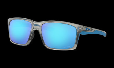 Men's Oakley Mainlink XL Sunglasses in Grey Ink Prizm Sapphire