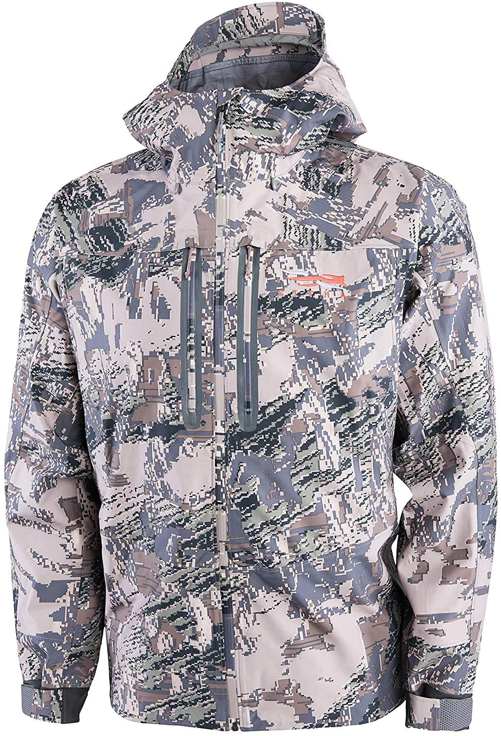 Men's Stormfront Jacket in Optifade Open Country