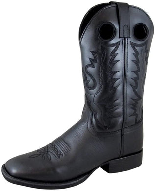 Men's Smoky Mountain Outlaw Boot in Black
