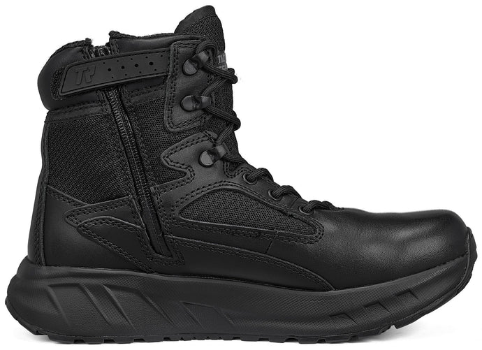 Tactical Research Men's MAXX6Z Maximalist Tactical Boot in Black from the side