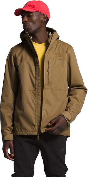 Mens The North Face Arrowood Triclimate Jacket British Khaki Kelp Tan
