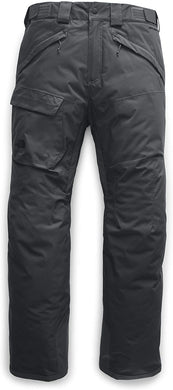 Mens The North Face Freedom Insulated Pant Asphalt Grey