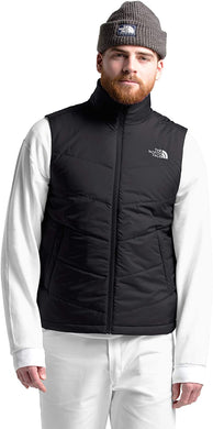 Men's The North Face Junction Insulated Vest in TNF Black