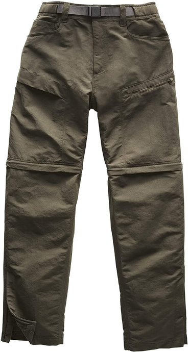 Men's The North Face Paramount Trail Convertible Pant in New Taupe Green