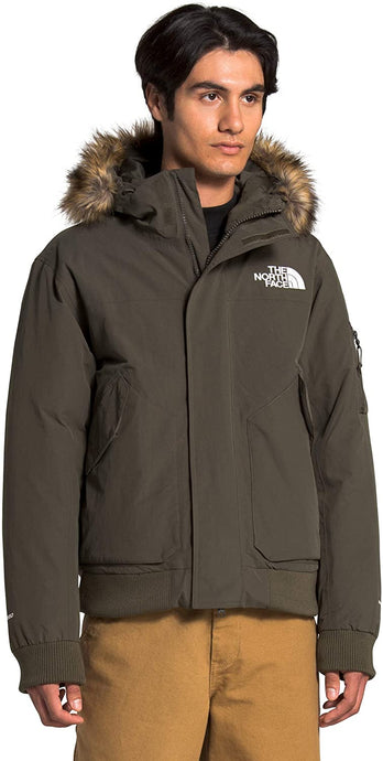 Men's The North Face Stover Jacket in New Taupe Green
