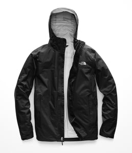 Men's The North Face Venture 2 Jacket - Tall in TNF Black/TNF Black