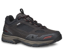 Load image into Gallery viewer, Men's Vasque Breeze All-Terrain Low GTX Waterproof Hiking Shoe in Ebony/Rosewood