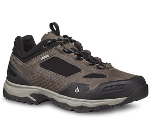 Men's Vasque Breeze All-Terrain Low GTX Waterproof Hiking Shoe in Magnet/Drizzle