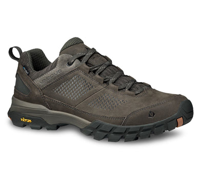 Men's Vasque Talus All-Terrain Low Hiking Shoe in Brown Olive/Glazed Ginger