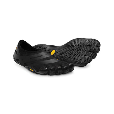 Men's Vibram Five Fingers EL-X Training Shoe in Black from the front