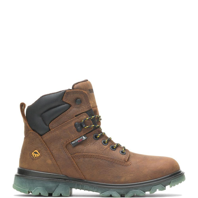 Wolverine Men's I-90 Mid Waterproof Boot in Sudan Brown
