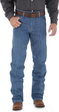 Men's Wrangler 20X Jean Relaxed Fit in Vintage Blue