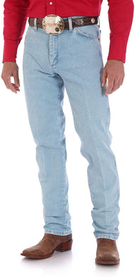 Men's Wrangler Cowboy Cut Jean Original Fit in Bleach