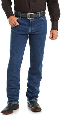 Men's Wrangler Cowboy Cut® Original Fit Active Flex Jeans in Stonewash