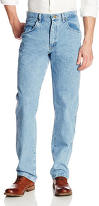 Men's Wrangler Rugged Wear Relaxed Fit Jean in Vintage Indigo