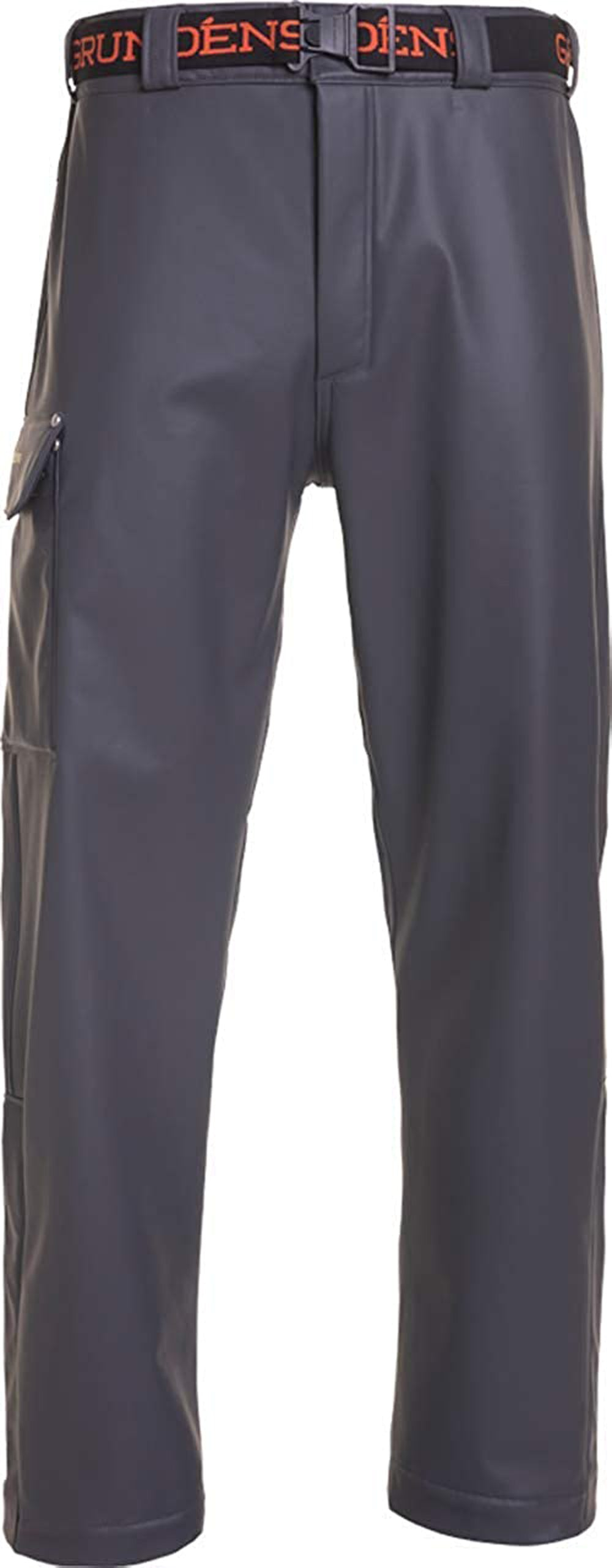 Neptune Thermo Pant in Iron Grey color from the front view
