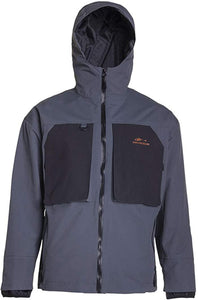 Storm Rider Jacket in Dark Slate color from the front view
