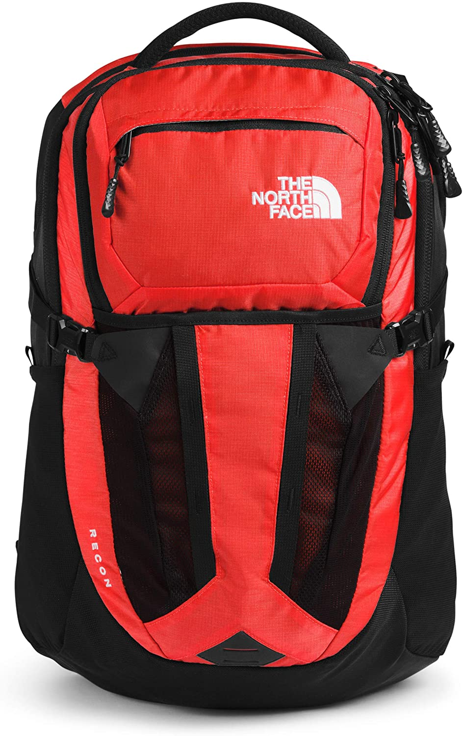 The North Face Recon Backpack Flare Ripstop Tnf Black
