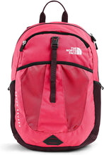 Load image into Gallery viewer, The North Face Youth Recon Squash Backpack Paradise Pink Root Brown