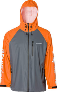 Tourney Jacket in Burnt Orange color from the front view