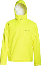 Load image into Gallery viewer, Weather Watch Anorak in Hi Vis Yellow color from the front view