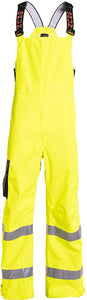 Weather Watch Bib in Reflective Yellow color
