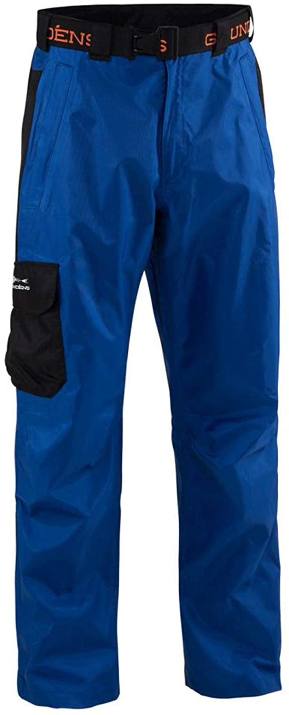 Weather Watch Pant in Glacier Blue color from the front view