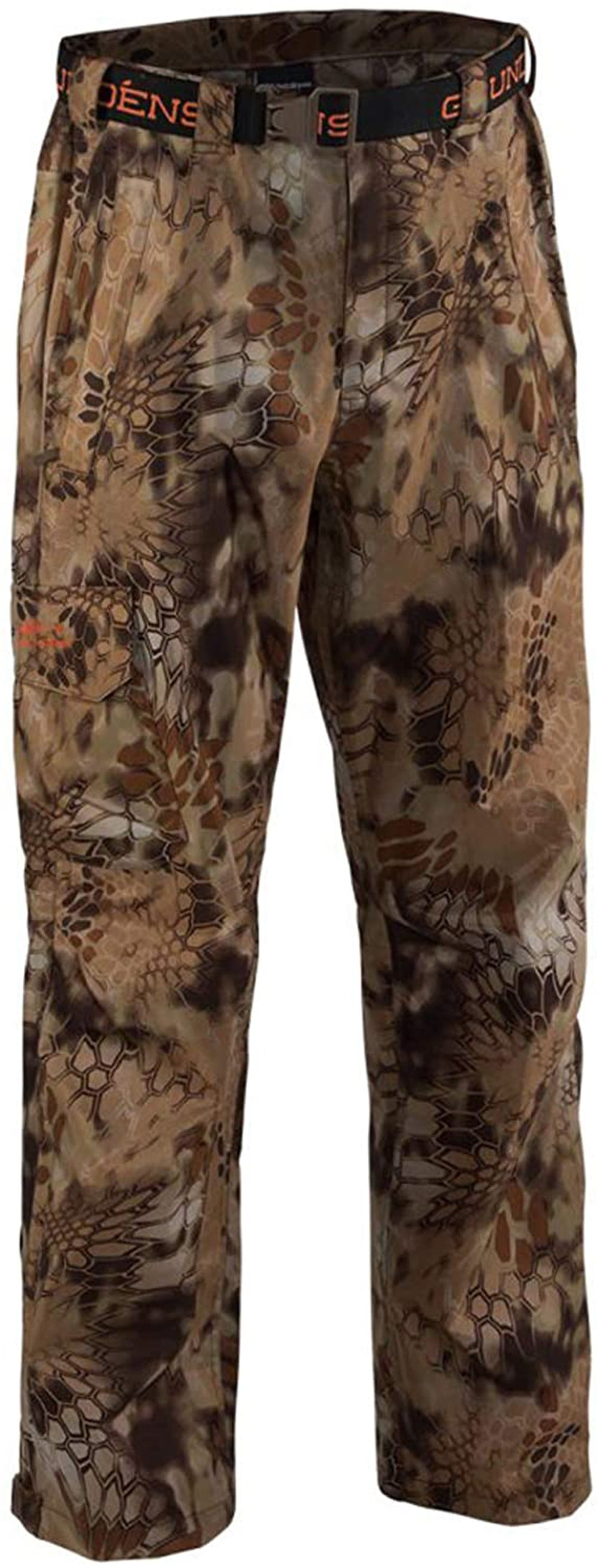 Weather Watch Trouser in Kryptek Highlander color from the front view
