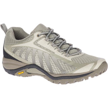 Load image into Gallery viewer, Merrell Women's Siren Edge 3 Hiking Shoe in Aluminum/Boulder from the side