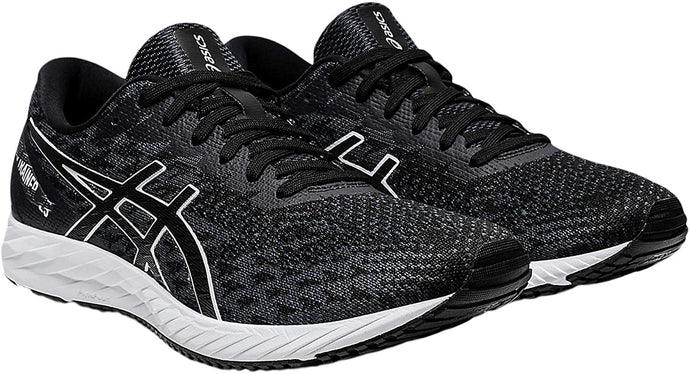 Women's Asics Gel Ds Trainer 25 Running Shoe In Black Carrier Grey