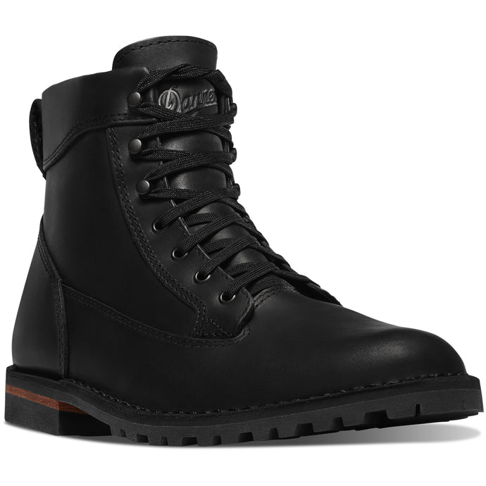 Danner Women's Danner Jack III Lifestyle Boot in Black from the side