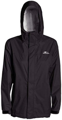Grundéns Women's Storm Seeker Jacket in Black from the front