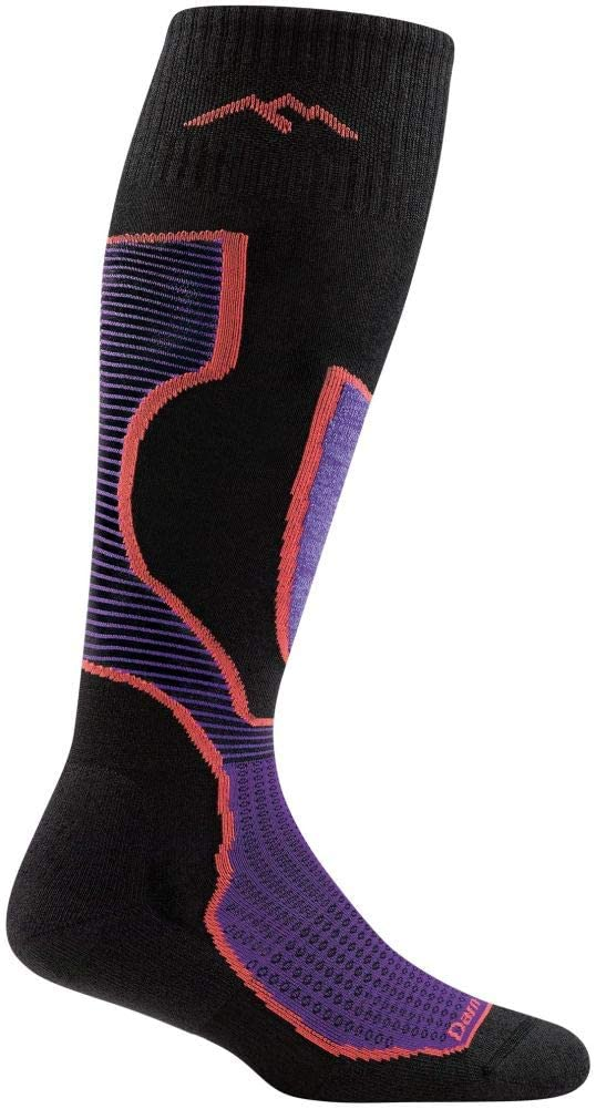 Women's Outer Limits Otc Lightweight With Cushion Sock in Black