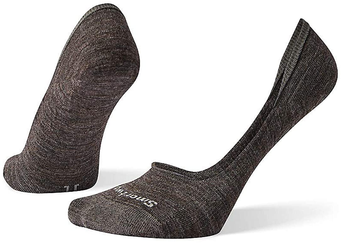 Women's Smartwool Secret Sleuth No Show Sock in Taupe