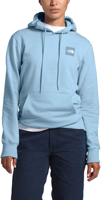 Women's The North Face Box Po Hoodie Hoodie in Angel Falls Blue