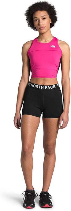 Women's The North Face Essential Shorty Short in TNF Black