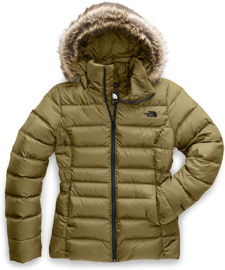 Womens The North Face Gotham Jacket Ii British Khaki