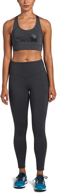 Women's The North Face Perfect Core High Rise Tight Pant in Asphalt Grey