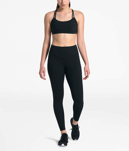 Women's The North Face Perfect Core High Rise Tight Pant in TNF Black