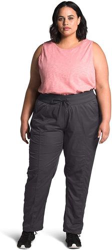 Women's The North Face Plus Aphrodite 2.0 Pant Pant in Graphite Grey
