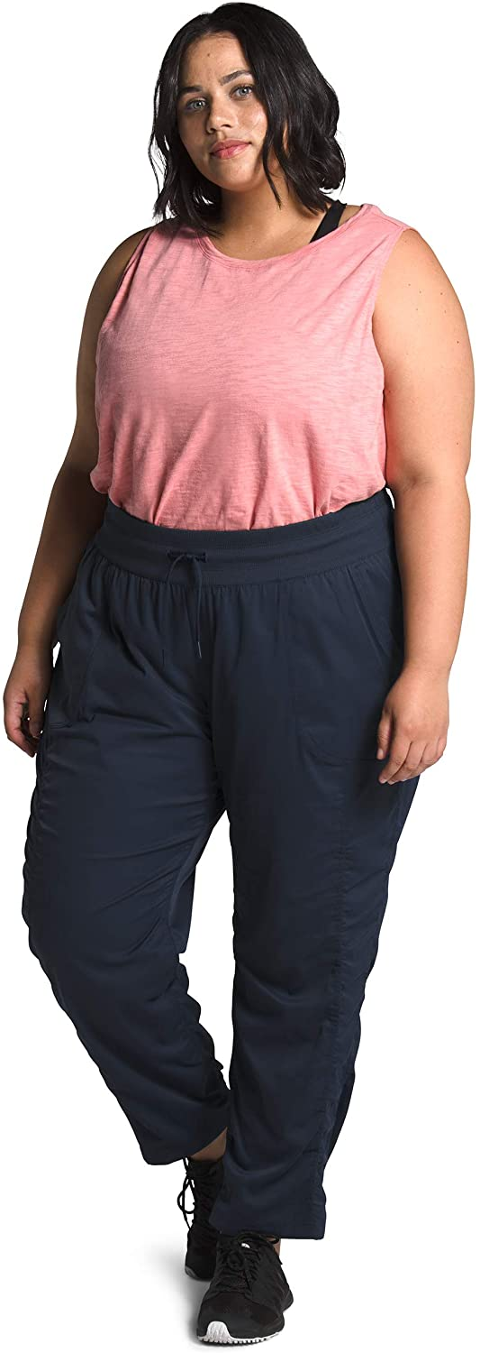 Women's The North Face Plus Aphrodite 2.0 Pant Pant in Urban Navy