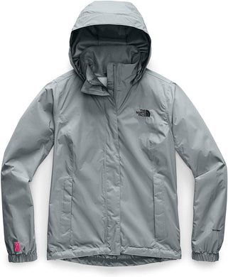 Women's The North Face Pr Resolve Jacket Jacket in Mid Grey