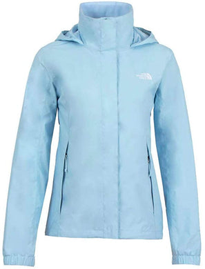 Womens The North Face Resolve 2 Jacket Angels Fall Blue