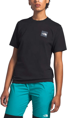 Women's The North Face Short-Sleeve Hbox Tee Tee in TNF Black