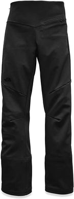 Women's The North Face Snoga Snow Pant in TNF Black from the front