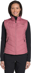 Women's The North Face Tamburello 2 Vest in Mesa Rose from the front