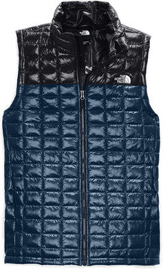 Women's The North Face Women'S Thermoball Eco Vest Vest in Blue Wing Teal/TNF Black