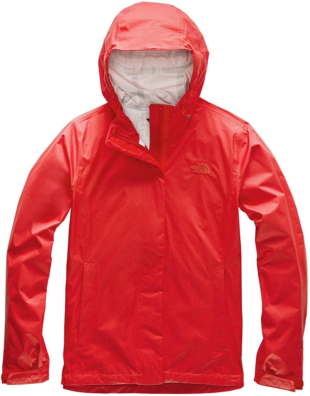 Womens The North Face Venture 2 Jacket Fiery Red
