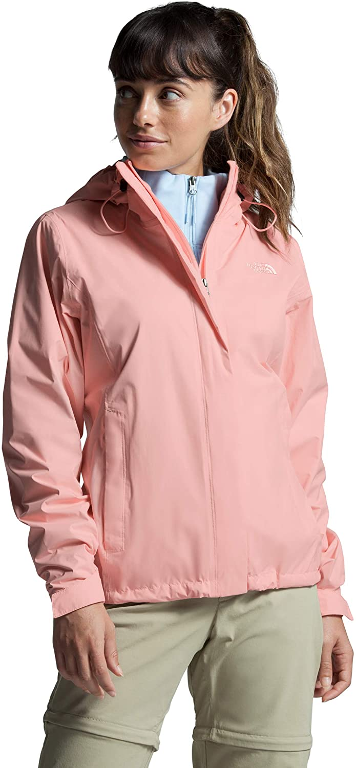 Womens The North Face Venture 2 Jacket Impatiens Pink